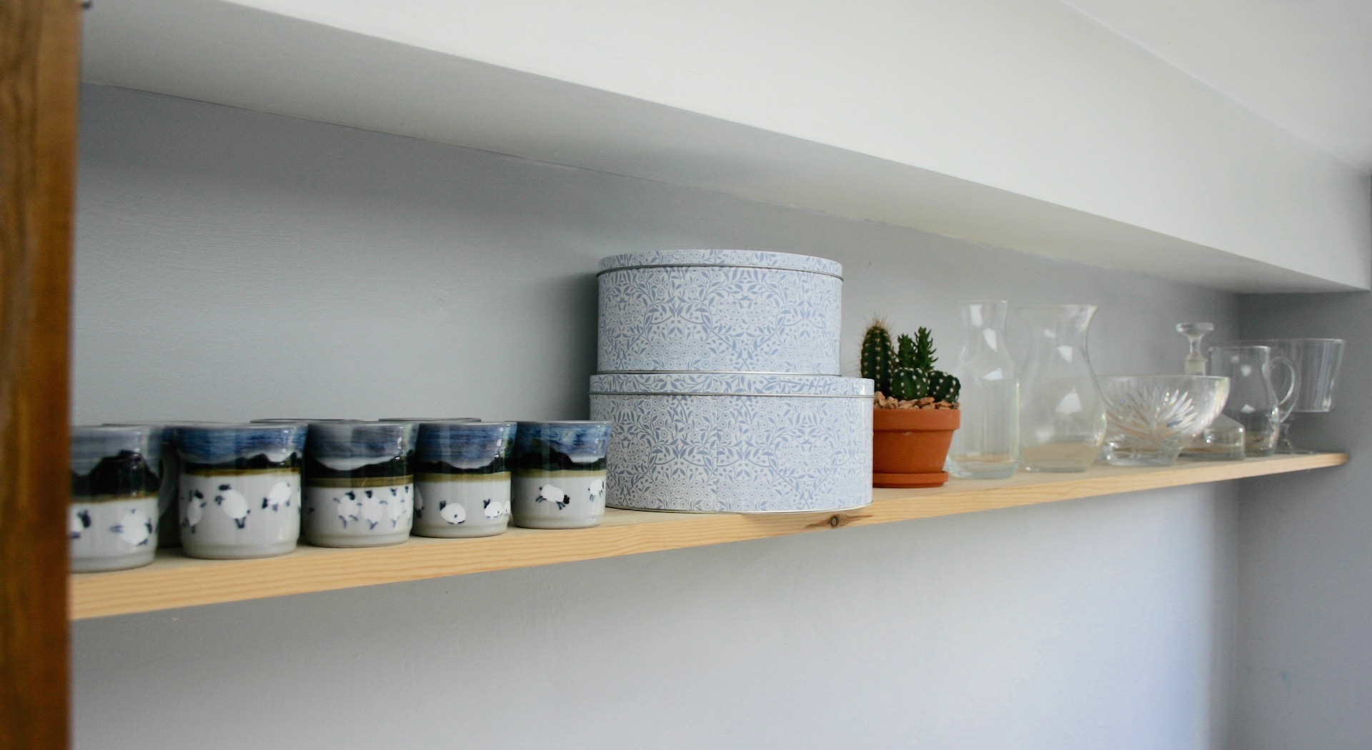 How To Build A Super Strong Floating Shelf Period Terrace