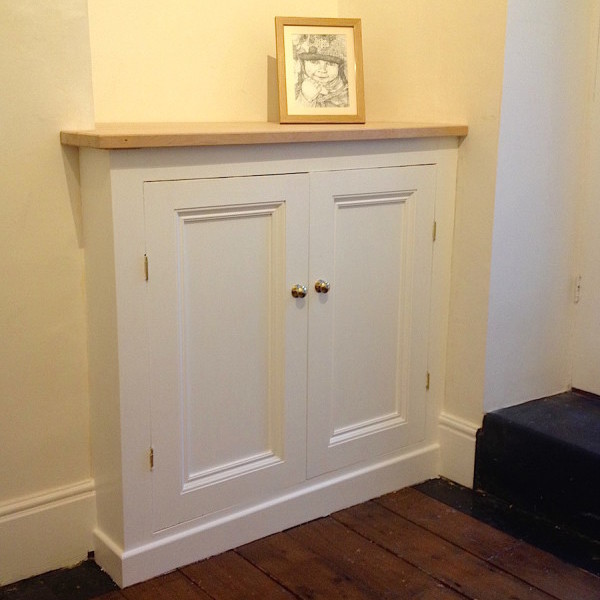 Building A Victorian Alcove Cupboard Part 1 Period Terrace